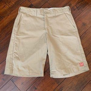 Like New Men's Vans Red Kap 34 Shorts